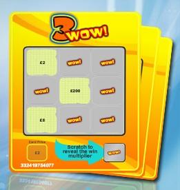 Spela 3 WoW hos Betsson